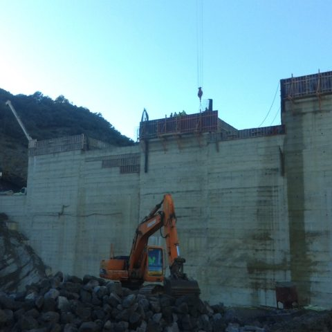 construction du barrage TLAT JMAA